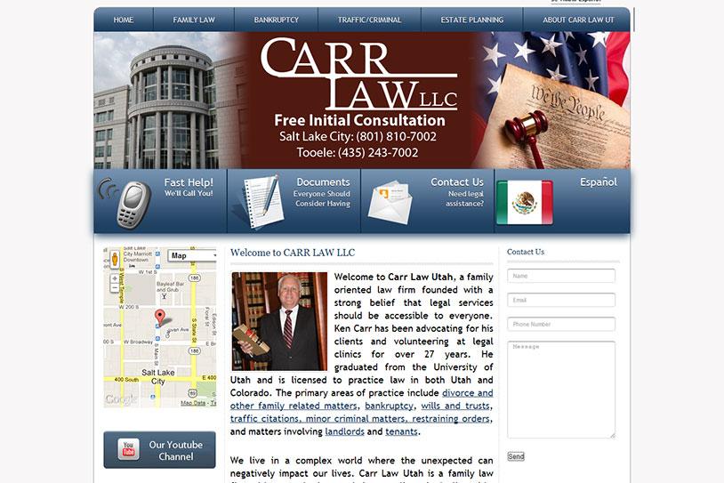 Carr Law Utah