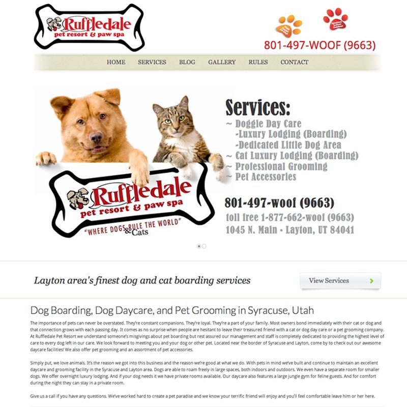 Ruffdale Pet Resort